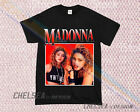 Inspired By Madonna T-shirt Merch Tour Limited Vintage Rare Gildan 1rw
