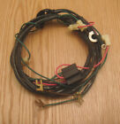 1956 CHEVY TRUCK STARTER WIRE HARNESS 6 CYL STD SHIFT , NEW