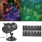 2 in 1 Waterproof Outdoor Indoor Christmas Projector Light Landscape Decor Lamp