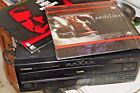 pioneer cld-m 301 -Laser Disc vintage with 2 laser disc movies.  japan 1984