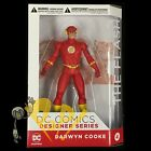 """DARWYN COOKE Designer Series THE FLASH 6.6"""" Action Figure DC Collectibles NEW"""