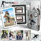 2019 Tactical Girls Calendar Playing Crds Airsoft Hunter Soldier USMC Gift