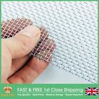 Heavy (#8 x 0.71mm Wire x 2.5mm Hole) Galvanised Steel Woven Mesh