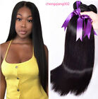 Brazilian 100% Real Human Hair Weave 3 bundles 300G Straight human hair bundles