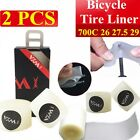 Road Bike Tires Liner Puncture Mountain Tyre Protection Pads Bicycle Parts Tube
