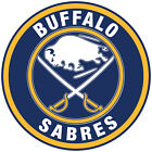 Buffalo Sabres Circle Logo Vinyl Decal / Sticker 5 Sizes!!! $5.99 USD on eBay