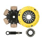 CLUTCHXPERTS STAGE 4 SPRUNG CLUTCH KIT Fits 85-5/87 STARION 2.6L TURBO W/O IC