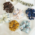 1Pc Elastic Print Hair Rope Ring Women Hair Band Gifts Scrunchie Ponytail Holder