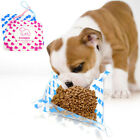 Plastic Portable Pet Dog Travel Bowl Outdoor Foldable  Feeder Cat Puppy Dog Bowl