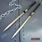 2 IN 1 TWIN BLADES 33 Samurai Ninja KATANA DUAL SWORD SET Interlocking Japanese