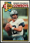 1979 Topps Football - Pick A Player - Cards 201-400 $2.49 USD on eBay