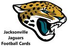 You Pick Your Cards - Jacksonville Jaguars Team- Football Card Selection