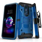 FOR [LG PREMIER PRO LTE] PHONE CASE [TANK SERIES] SHOCKPROOF COVER & HOLSTER