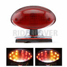Integrated LED Tail Light Turn signals For Triumph Bonneville / S.E / T100 $55.43 USD on eBay