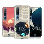 HEAD CASE DESIGNS BOOK PAGE ILLUSTRATIONS HARD BACK CASE FOR XIAOMI PHONES