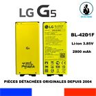 BATTERIE ORIGINE LG G5 BL-42D1F BL421DF 2800mAh 10,8Wh GENUINE BATTERY OEM 3,85V
