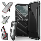 Case For iPhone XS,Defense Shield Heavy Duty Drop Proof Cover Apple for Phone XS
