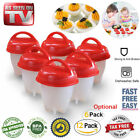 Egglettes Egg Cooker Hard Boiled Eggs without Shell 6 pcs Eggies As Seen on TV