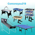 HLC Children Kids Game Table Basketball Ping Pong Pool Table Hockey Table $219.0 AUD on eBay