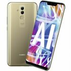 HUAWEI Mate 20 Lite (64GB) 6.3&quot; FHD Dual SIM 4G LTE GSM Factory Unlocked SNE-LX3 <br/> FREE 2 DAY Shipping - Face Unlock - Quad Camera&#039;s (2+2)