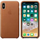 High Quality Slim Thin Soft PU Leather Case Cover For A pple i Phone Xs Max Xr
