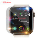 Anti Shatter Protector for pple Watch iWatch Series 4 40/44MM soft Protector