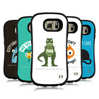 OFFICIAL DAVID OLENICK ANIMALS HYBRID CASE FOR SAMSUNG PHONES