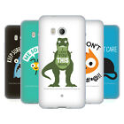 OFFICIAL DAVID OLENICK ANIMALS SOFT GEL CASE FOR HTC PHONES 1