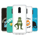 OFFICIAL DAVID OLENICK ANIMALS SOFT GEL CASE FOR AMAZON ASUS ONEPLUS