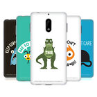 OFFICIAL DAVID OLENICK ANIMALS SOFT GEL CASE FOR NOKIA PHONES 1