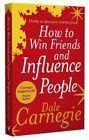 CARNEGIE,DALE-HOW WIN FRIENDS & INFLUENCE PEOPL (UK IMPORT) BOOK NEW