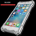 For iPhone 5s SE 6s 7 Plus Luxury Shockproof Aluminum Metal Slim Hard Cover Case <br/> ✔Genuine from R-Just ✔Lowest Price Guaranteed!