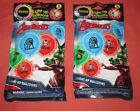 BRAND NEW  10 BALLOONS ( 2 PACK OF 5 )= ILLOOMS AVANGERS LIGHT UP BALLOONS LED