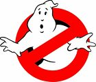 GHOSTBUSTERS LOGO VINYL 3M USA MADE DECAL STICKER TRUCK WINDOW BUMPER WALL CAR