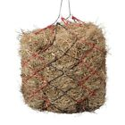 """Внешний вид - Tough 1 Deluxe Large Two-Tone Poly Knotted Style Hay Net - 42"""" Long"""