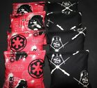 Star Wars fabric 8 cornhole ACA regulation cornhole bags Darth Vader Party Bag $53.57 CAD on eBay