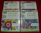 Crayola Coloring Book for Adults 80 Pages Hallmark Artists   Variety of Patterns