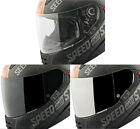 Speed & Strength Replacement Face Shields Visors for SS1600 Motorcycle Helmets
