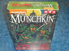 Munchkin Teengae Mutant Ninja Turtles TMNT Steve Jackson Games Card Board New