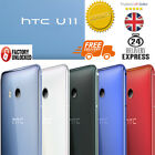 *New HTC U11 64GB Black White Blue Sealed Unlocked Smartphone Android Phone 5.5""
