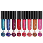 Shimmer Lip Gloss Colorful Glitter Liquid Lipstick Lip Makeup Beauty Cosmetics