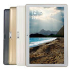 """10.1"""" Inch Android 7.0 Tablet Pc Quad-core 64gb Wifi Google Dual Camera Gps Uk"""