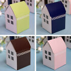 """200 pcs 4"""" House Wedding Favors Boxes - Gift Packages PARTY Supplies Decorations"""