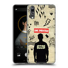 OFFICIAL ONE DIRECTION SILHOUETTES SOFT GEL CASE FOR HUAWEI PHONES