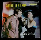 DINING IN VIENNA-VIOLINES DE PEGO-CLASSICAL,POP-MT 246-SEALED LP
