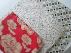Vintage Chrismtas Modern Wrapping Paper Lot