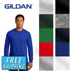 Gildan 5400 Heavy Cotton Long Sleeve T-Shirt 100% Cotton Small - 2XL image