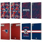 OFFICIAL NFL 2018/19 NEW ENGLAND PATRIOTS LEATHER BOOK CASE FOR APPLE iPAD $28.66 USD on eBay