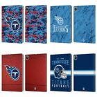 OFFICIAL NFL 2018/19 TENNESSEE TITANS LEATHER BOOK WALLET CASE FOR APPLE iPAD $32.4 USD on eBay