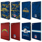 OFFICIAL NFL 2018/19 LOS ANGELES CHARGERS LEATHER BOOK CASE FOR APPLE iPAD $31.95 USD on eBay